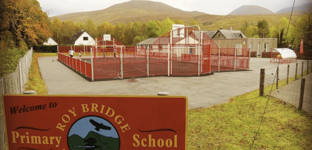 Roy Bridge Primary School