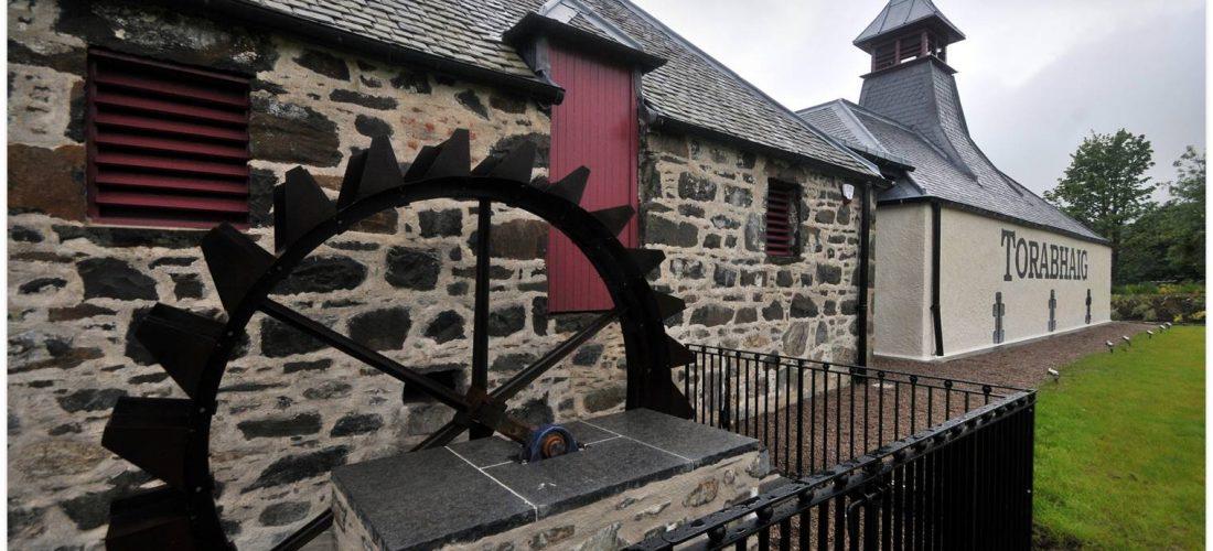 Torahbaig Distillery, Skye