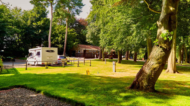 Balbirnie Caravan Park